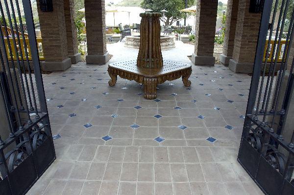 concrete masonry stone tile